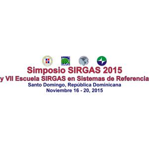 Logo Sirgas 2015